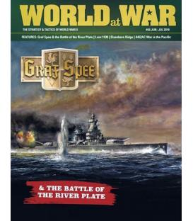 World at War 66: Cruise of the Graf Spee (Inglés)