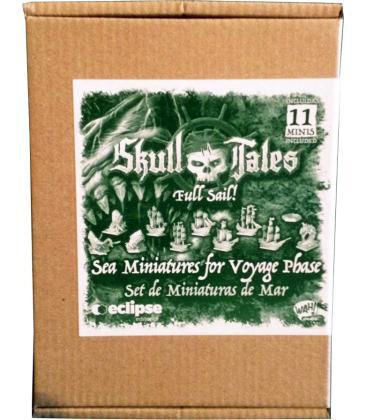 Skull Tales: Set de Miniaturas de Mar