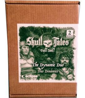 Skull Tales: Dúo Dinámico