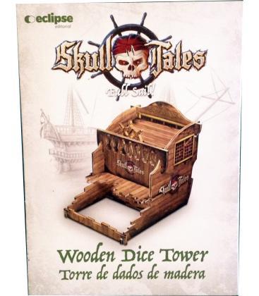 Skull Tales: Torre de Dados de Madera