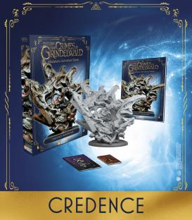 Harry Potter Miniatures: Credence Barebone