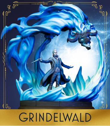 Harry Potter Miniatures: Grindelwald