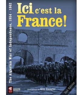 Ici, c'est la France!: The Algerian War of Independence, 1954-1962
