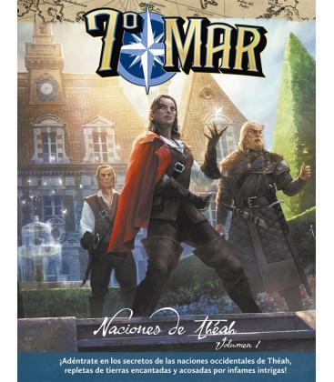 7º Mar: Naciones de Théah - Vol. 1