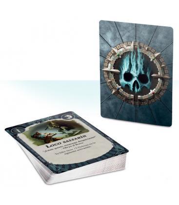 Warhammer Underworlds Nightvault: Poder Desatado