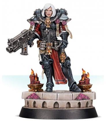 Warhammer 40,000: Adepta Sororitas (Sister Superior Amalia Novena)