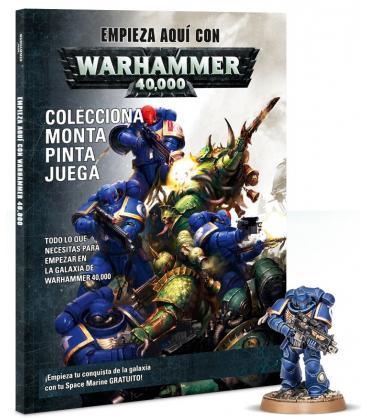 Warhammer 40,000: Empieza Aquí con Warhammer 40,000