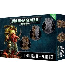 Warhammer 40,000: Death Guard (+ Paint Set)