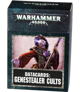 Warhammer 40,000: Genestealer Cults (Datacards)