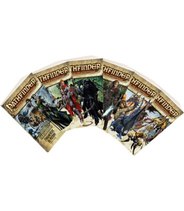 Pathfinder: La Estrella Fragmentada (Pack de 6 Libros)