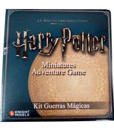 Harry Potter Miniatures: Kit Guerras Mágicas