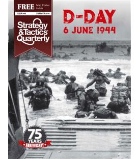 Strategy & Tactics Quarterly 6: D-Day - 6 June 1944