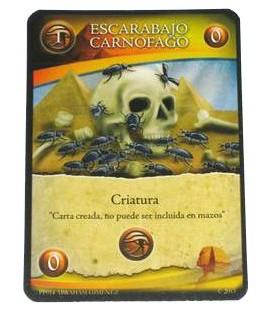 GDM: Escarabajo Carnófago