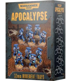 Warhammer 40,000: Apocalypse (32 mm. Movement Trays)
