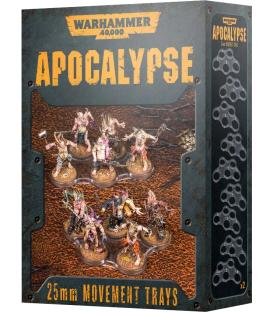 Warhammer 40,000: Apocalypse (25 mm. Movement Trays)