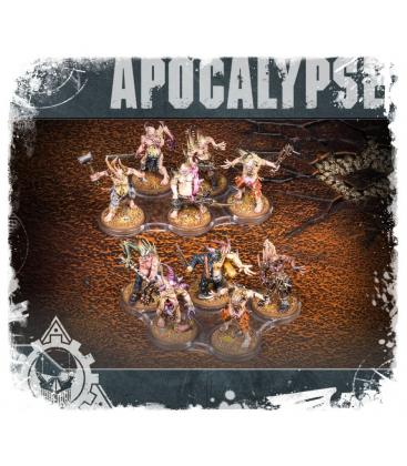 Warhammer 40,000: Apocalypse (25 mm. Movement Trays)