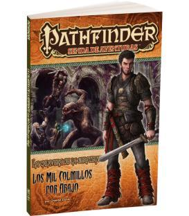 Pathfinder: La Calavera de la Serpiente 5 (Los Mil Colmillos por Abajo)