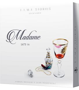T.I.M.E. Stories: Madame (Caja Magullada)