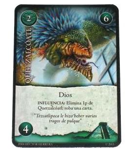 GDM: Quetzalcoatl