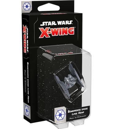 Star Wars X-Wing 2.0: Bombardero Droide Clase Hiena