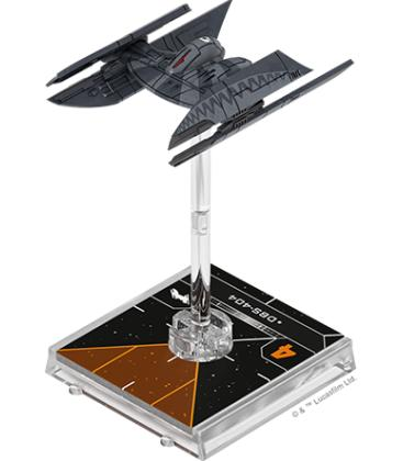 Star Wars X-Wing 2.0: Bombardero Droide Clase Hiena