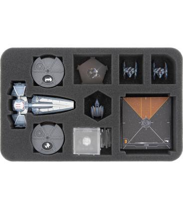 Star Wars X-Wing: Infiltrador Sith (Foam Tray)