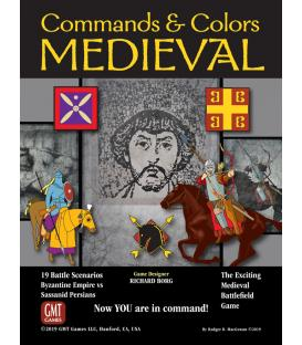 Commands & Colors: Medieval (Inglés)