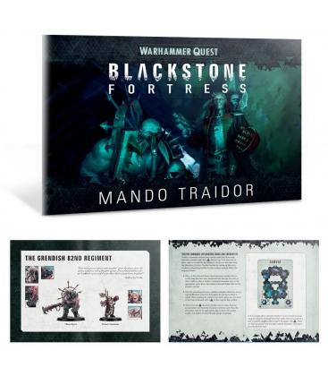 Warhammer Quest Blackstone Fortress: Mando Traidor