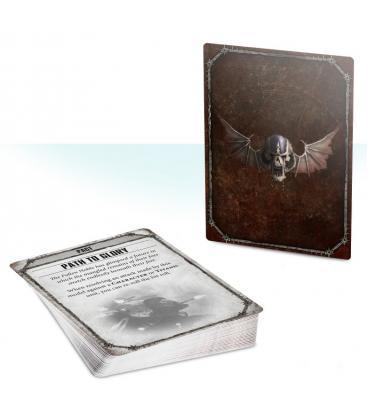 Warhammer 40,000: Chaos Knights Datacards