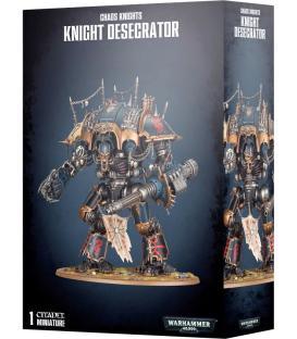 Warhammer 40,000: Chaos Knights Knight Desecretor