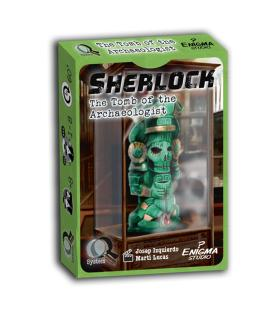 Sherlock: The Tomb of the Archaeologist (Inglés)