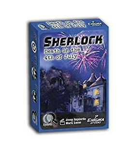 Sherlock: Death on the 4th of July (Inglés)