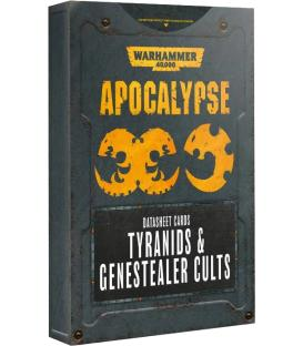 Warhammer 40,000: Apocalypse Tyranids & Genestealer Cults (Inglés)