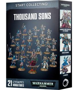 Warhammer 40,000: Thousand Sons (Start Collecting!)