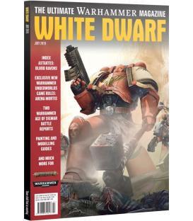 White Dwarf: July 2019 (Inglés)