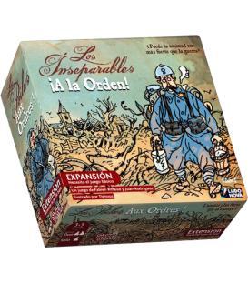 Los Inseparables: ¡A la Orden!