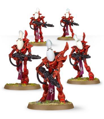 Warhammer 40,000: Craftworlds (Wraithguard)