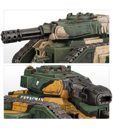 Warhammer 40,000: Astra Militarum Leman Russ Demolisher