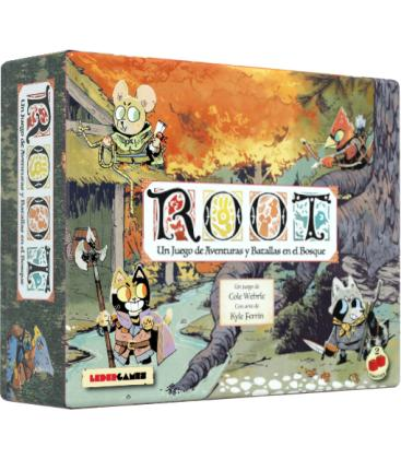 Root (Edición Kickstarter)