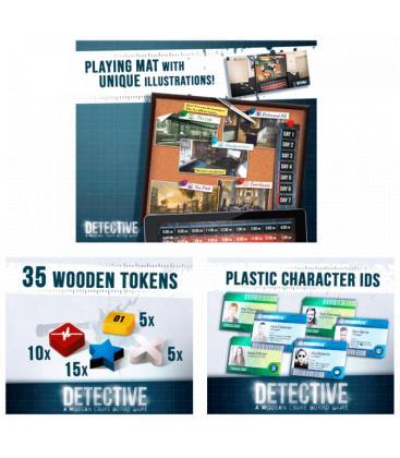 Detective: Pack Promo en Español