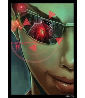 Fundas FFG Ilustradas: Android Netrunner LCG Posted Bounty
