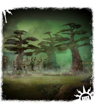 Warhammer Age of Sigmar: Sylvaneth (Awakened Wyldwood)