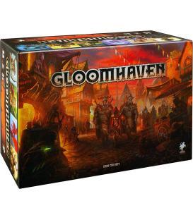 Gloomhaven: 2nd Printing (Inglés)