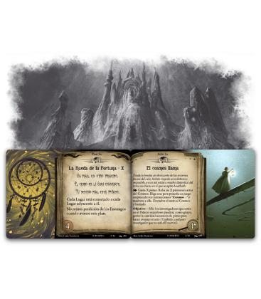 Arkham Horror LCG: Ante el Trono Negro / El Círculo Roto 6