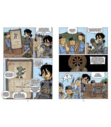 Libro-Juego 8 - Caballeros Libro 2: El Mensaje