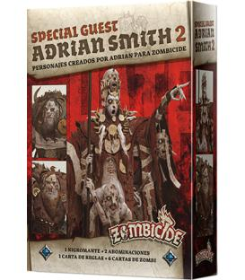 Zombicide Green Horde: Special Guest Adrian Smith 2