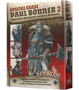 Zombicide Green Horde: Special Guest Paul Bonner 2