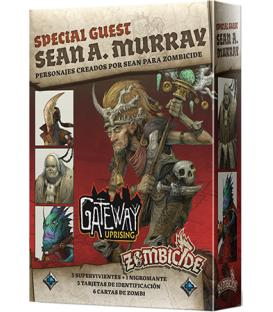 Zombicide Green Horde: Special Guest Sean A. Murray