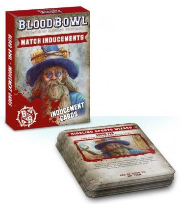 Blood Bowl: Match Inducements