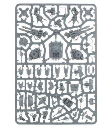Adeptus Titanicus: Acastus Knights Porphyrion